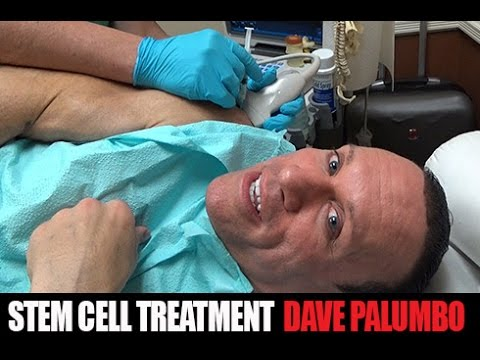 Stem Cell Treatment- Dave Palumbo Regenerates Shoulder Injuries