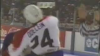 Lyle Odelein vs Steve Thomas
