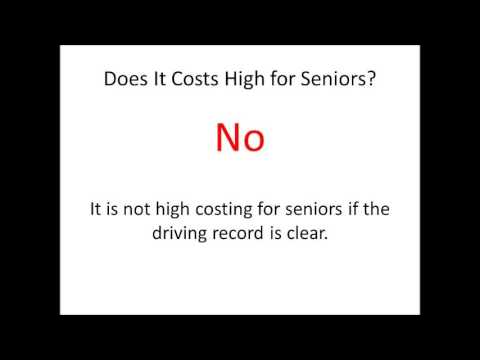 Cheap Car Insurance Quotes for Over 50s