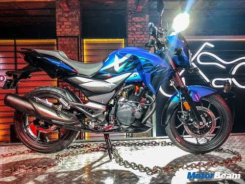 Hero Xtreme 200R First Look Review | MotorBeam