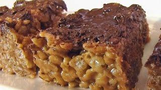 Betty's Chocolate Crispy Cakes, Recipe from Billy Davis