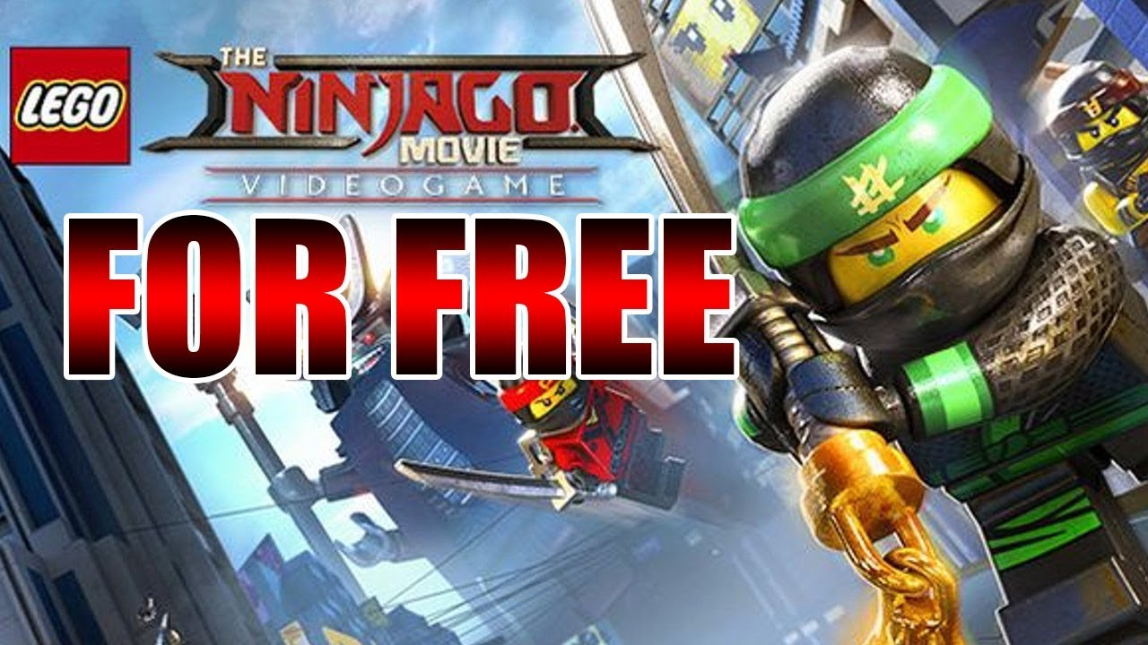 The Lego Ninjago Game Free Download 3 Steps 2017 Youtube
