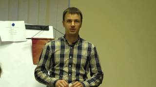 Английский в Киеве: Toastmasters English Speaking Club, Kiev 2014: Yuriy: Speech at Stage(VIDEO LINK = http://youtu.be/grlnbwrU9-Q Yuri: SPEECH at Table Topic Discussion at ChangeMakers Toastmasters English speaking Club in Kiev, Ukraine., 2014-04-23T05:48:08.000Z)