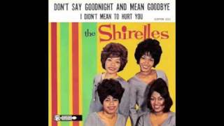 The Shirelles - Don