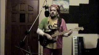 Octaman Bob Marley Redemption Song - Live