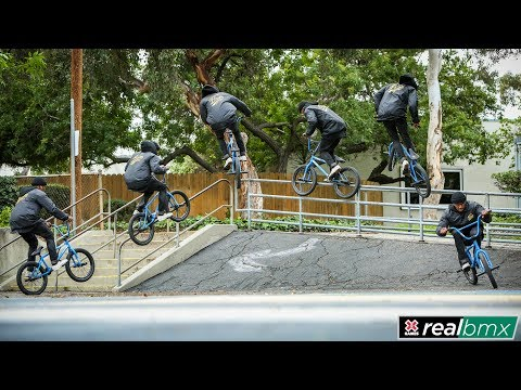 DeMarcus Paul | X Games Real BMX 2017