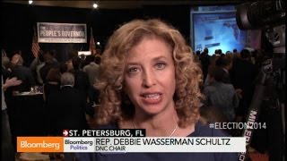 Wasserman Schultz: People Are Tired of Partisan Bickering