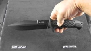 KA1275 Ka-Bar Bull Dozier Fixed Blade