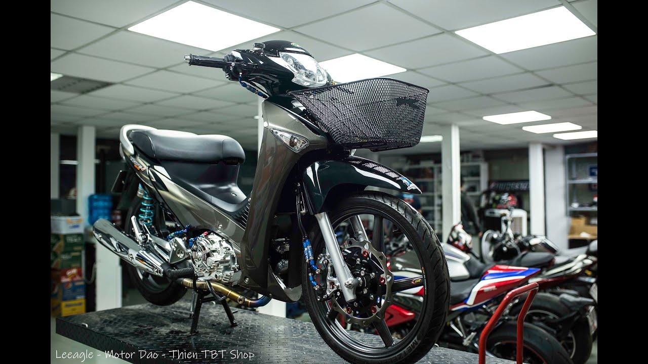 Giới thiệu nhanh Honda Wave 125i Độ 1 Tỷ VND khủng nhất Vietnam | Motor Dạo | TBT Shop | Leeagle