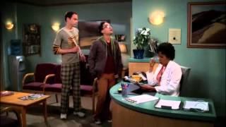 la teoria del big bang momento gracioso (temporada 1) cap 1