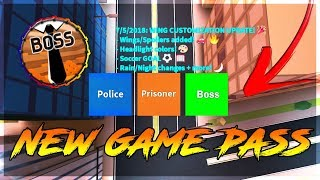 Roblox Jailbreak🔴ROBUX GIVEAWAY! 🔴LIVE|NEW CRIME BOSS GAMEPASS!NEW UPDATE INFO! NEW CAR CONFIRMED!