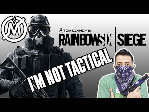 RAINBOW SIX SIEGE - XBOX ONE X - 1080P - LEARNING HOW TO PLAY COME AND  HELP ME OUT
