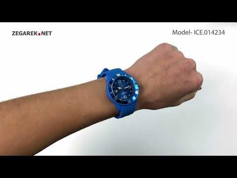 ICE Watch ICE-Sixty Nine ICE.014234 ICE Sixty Nine Blue Rozm. M  - Zegarek.net