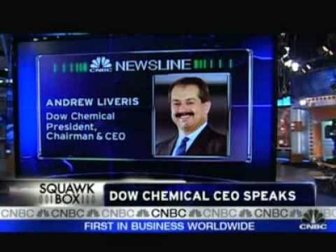 Dow CEO Andrew Liveris on Kuwait Deal