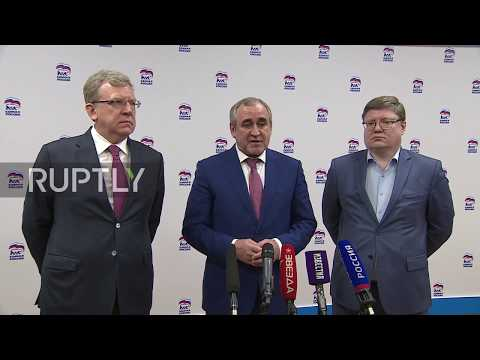 Russia: Former Finance Minister Kudrin to run for Accounts Chamber chair position