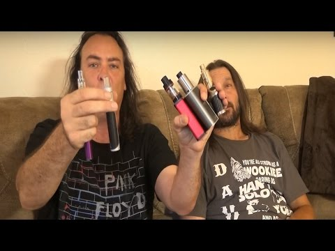 A Smoker Trying To Vape | Vaping with my buddy Mike | IndoorSmokers