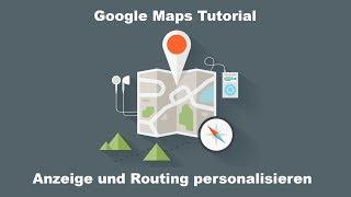 Google Maps | Grundlagen | Mehr Funktionen durch eigenen Google-Account