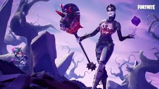 DARK BOMBER. Thunder crash. Dark bag. Fortnite New skins - SHES HERE