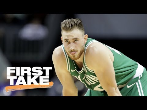 Thumbnail: First Take reacts to Gordon Hayward's injury during Celtics vs. Cavaliers | First Take | ESPN
