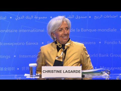 IMF Warns Risks of Rising Global Trade Tensions