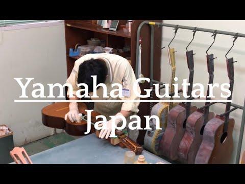 Yamaha Guitar Factory - Japan