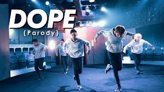Gambar cover BTS - DOPE (Parody) | Sterk Production