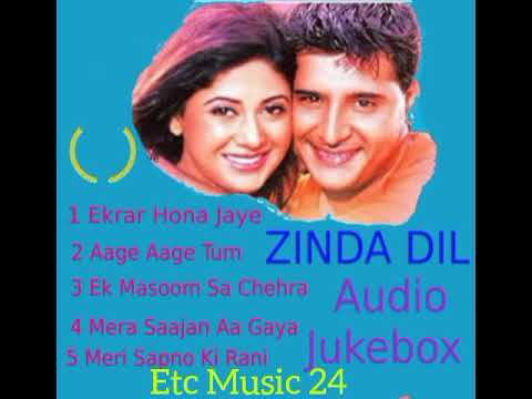 Download ZINDA DIL - All Songs - Audio Jukebox
