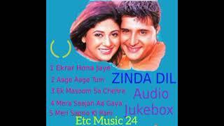 ZINDA DIL - All Songs - Audio Jukebox