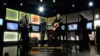 Mando Diao - Strövtåg I Hembygden (Live TV4 Nyhetsmorgon 2012)