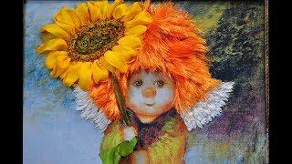 Солнечные ангелы Галины Чувиляевой-добые, наивные, изумительные
