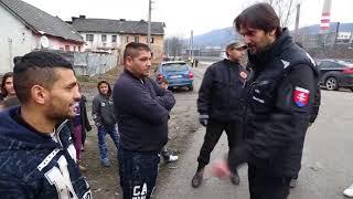 Robert Kaliňák a Rómovia - Nech to vidí celé Slovensko