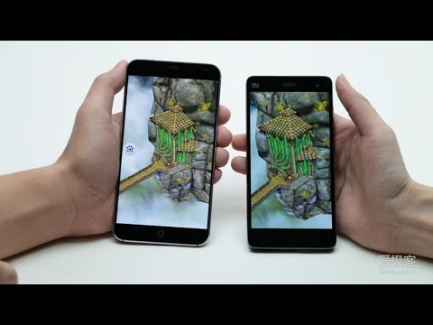Meizu MX4 Vs Xiaomi Mi 4