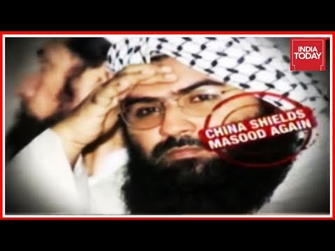 India's First Reaction To China After It Blocks Ban On Jaish Chief Masood Azhar
