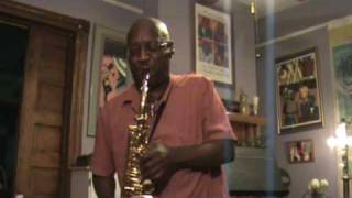 The Voodoo Rex Alto Saxophone with Gary Brown