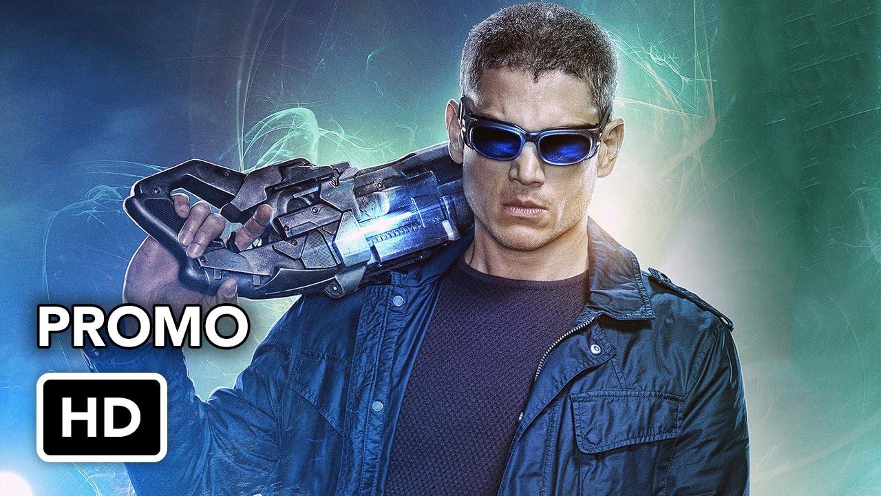 Assistir DC's Legends of Tomorrow S02E07 - 2ª Temporada Ep 7 - Online Legendado
