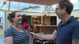 Zomertour: Schoonmaken op Recreatiepark De Voorst