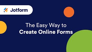 JotForm: the easy way to create online forms thumbnail