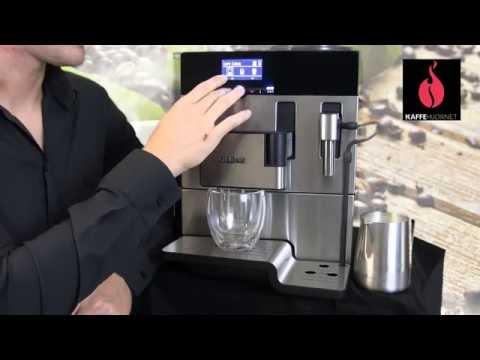 Siemens espressomaskine EQ8 6-serien