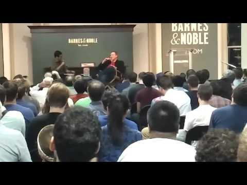 Norm Macdonald FULL Appearance at Barnes & Noble - Based on