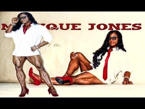 Monique Jones – Female Bodybuilding Motivation