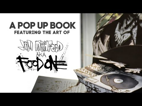 Pop Up Funk Pop Up Book