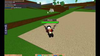 Roblox Elemental Battlegrounds AoE training 1
