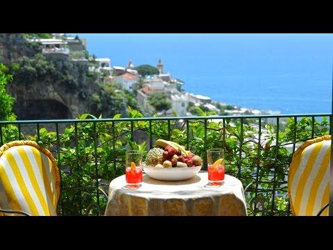 Vlog #5 - Goodbye Rome, Hello Amalfi Coast!