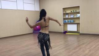 Akcent Lidia Buble Kamelia Improvisation Belly Dance Fusion