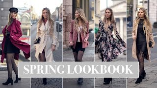 Spring Lookbook 2018 - Frühling Fashion Trends | TheRubinRose