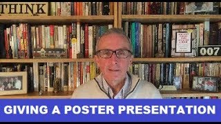 How to Give a Great Poster Presentation