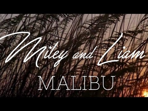 Miley Cyrus and Liam Hemsworth: Malibu