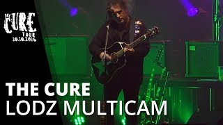 The Cure - From The Edge Of The Deep Green Sea * Live in Poland 2016 HQ Multicam