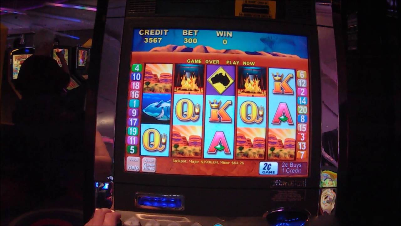 Outback jack slot machine online