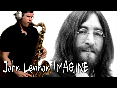 John Lennon - Imagine - Tenor Saxophone - BriansThing